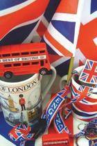 United Kingdom Cute Travel Journal