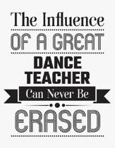 The Influence of a Great Dance Teacher Can Never Be Erased