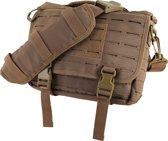viper snapper pack, schoudertas, licht bruin