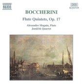 Boccherini:Flute Quintet Op.17