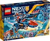 LEGO NEXO KNIGHTS Clay's Falcon Gevechtsblaster - 70351