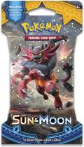 Pokémon Sun & Moon Sleeved Booster - Pokémon Kaarten