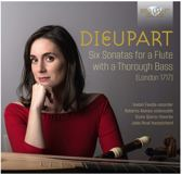 Dieupart: Six Sonatas For A Flute With A Thorough