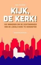 Boek cover Kijk, de kerk! van Neil Pugmire (Onbekend)