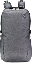 Pacsafe Vibe 25 - Anti diefstal Backpack - 25 L - Grijs (Granite Melange)