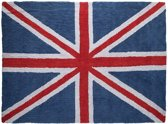 Vloerkleed Kinderkamer Engelse Vlag Classic