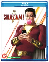 DVD cover van Shazam! (Blu-ray)