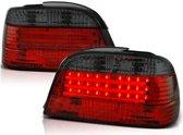 Achterlichten BMW E38 06 94-07 01 ROOD SMOKE LED