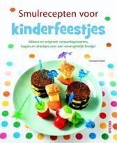 Smulrecepten voor kinderfeestjes