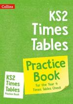 KS2 Times Tables Practice Book