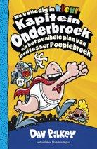 Kapitein Onderbroek - Kapitein Onderbroek en het penibele plan van professor Poepiebroek