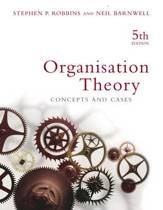 Organisation Theory