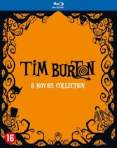 Tim Burton - 8 Movies Collection (Blu-ray)