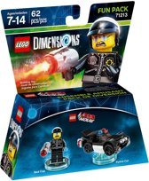 LEGO Dimensions - Fun Pack - LEGO Movie: Bad Cop (Multiplatform)