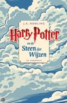 Omslag van 'Harry Potter en de steen der wijzen (luisterboek)'
