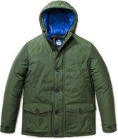 North Sails Cardiff Jacket Heren Sportjas - Maat L  - Mannen - groen