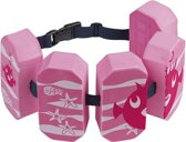 Beco Sealife – Zwemgordel met 5 drijvers – Lesgordel – Zwemkurkjes voor kinderen van 15-30 kg en ca. 2-6 jaar - Roze