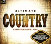 Sony Music CD Ultimate Country 4 discs - Country