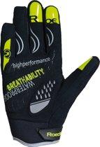 Roeckl Moro fietshandschoenen zwart Handschoenmaat 9