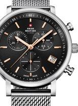 Swiss Military by Chrono Mod. SM34058.03 - Horloge