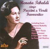 Tebaldi Sings Puccini & Verdi
