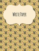 Write Paper