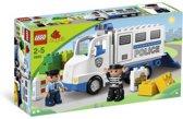 LEGO DUPLO Ville Politietruck - 5680
