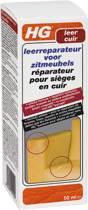 HG Leerreparateur - Onderhoud leer - 50 ml