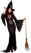 Toverheks vermomming voor dames Halloween - Verkleedkleding - One size