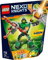LEGO NEXO KNIGHTS Strijdharnas Aaron - 70364