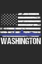 Washington City Skyline