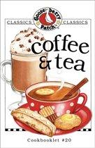 Coffee & Tea Cookbook