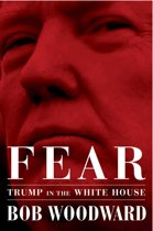 Boek cover Fear van B. Woodward (Hardcover)