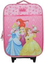 7a504902565 Disney Princess Royal Sweetness Kinderkoffer Unisex - Roze - Praktische  kinder trolley