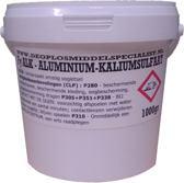 1000gr Aluminium Kaliumsulfaat (ALK, hortensia blauw)