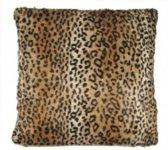 Goround kussen Leopard
