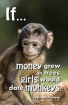 If... Money Grew on Trees, Girls Would Date Monkeys