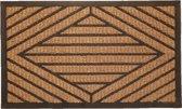 Klassieke Kokos & rubbermat, structure 320 45x75cm