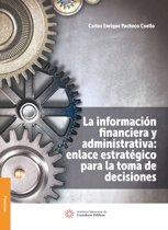 La informacion financiera y administrativa