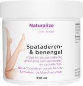 Naturalize Spataderen- & benengel (250 milliliter)