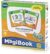 Afbeelding van VTech Magibook 2-5 jaar Voordeelbundel - 2 activiteitenboeken voor de Magibook speelgoed