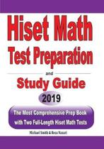HiSET Math Test Preparation and study guide