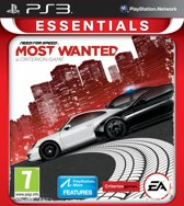 Need For Speed : Most Wanted 2 (EU) (PS3)