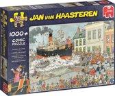 Sinterklaas intocht Jan van Haasteren - Puzzel - 1000 stukjes