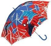 paraplu Spider-Man 70 cm rood/blauw