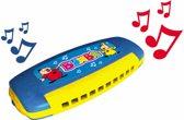 Bumba Mondharmonica - Speelgoedinstrument