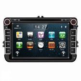 "8"" HD In-Dash Auto GPS/Multimedia System voor Volkswagen"