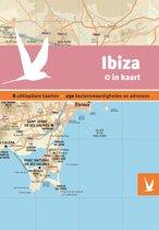 Dominicus stad-in-kaart - Ibiza in kaart