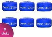 Dorsh Haar Wax D3 Rock Wax Maximum Shine 6 Verpakking - 150ml
