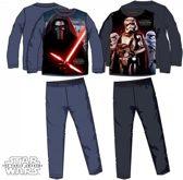 Star Wars Fleece pyjama - maat 128